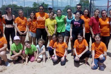 Beach volley: σπουδαία εμπειρία για την ομάδα του Ακαρνάν Αγρινίου