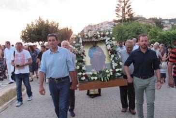 Εσπερινός & Λιτανεία στον Ι. Ν. Αποστόλου Παύλου Μενιδίου