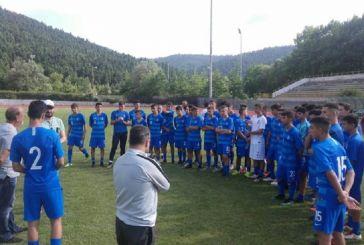 Στο Καρπενήσι χτυπάει η καρδιά της ανάπτυξης του ελληνικού ποδοσφαίρου