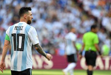 Η Αργεντινή στα χέρια του!