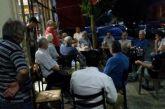 Περιοδεία του ΚΚΕ στις Φυτείες και ομιλία του Νίκου Μωραΐτη στην Παπαδάτου
