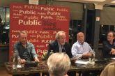 Πλήθος κόσμου στην παρουσίαση του νέου βιβλίου του Αγρινιώτη Γιώργου Κλεφτογιώργου (φωτο & video)