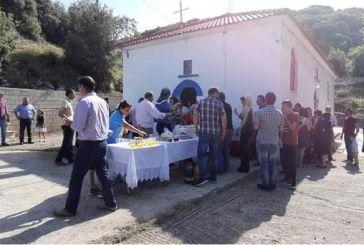 Με λαμπρότητα και στο Κρύο Νερό ο εορτασμός του Αγίου Πνεύματος (φωτο)