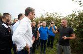 Κυριάκος Μητσοτάκης στην Άρτα: «Θα στηρίξουμε τον αγρότη, θα στηρίξουμε το αγροτικό εισόδημα» (φωτο)