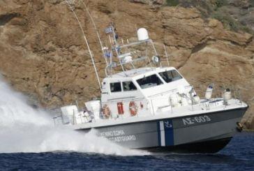 Ακυβερνησία σκάφους με αλλοδαπούς επιβάτες στο Μεσολόγγι