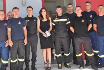 Περιοδεία Γεωργίας Μπόκα στη Ναύπακτο- συνάντηση με φορείς