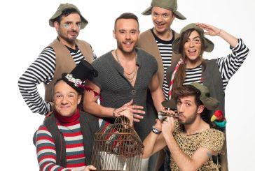 Η θεατρική παράσταση «Οδυσσεβάχ» στο Αγρίνιο