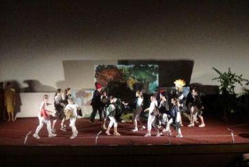 Με τις «Όρνιθες» η παρθενική συμμετοχή του 8ου Δημοτικού Σχολείου Αγρινίου στο Μαθητικό Φεστιβάλ Θεάτρου