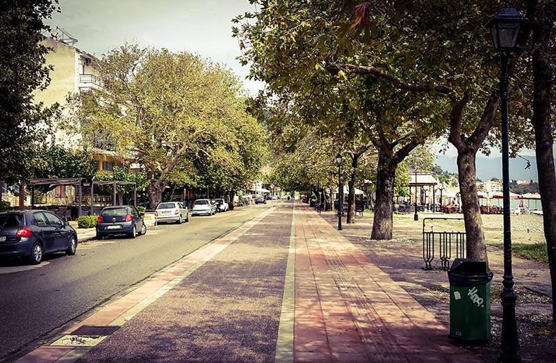 Οδηγίες και από το Δήμο Ναυπακτίας για τις μετακινήσεις των πολιτών