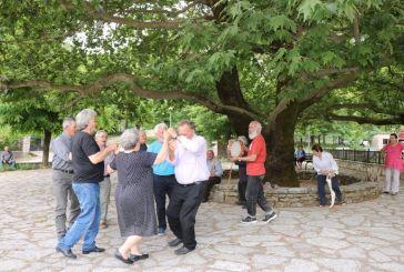 2η μέρα Μουσικών Εκδηλώσεων στην κοιλάδα του Αχελώου- 2ος σταθμός:  Σακαρέτσι (Περδικάκι)