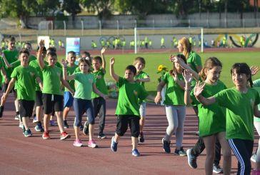 Η «Πνοή» στους 3ους παιδικούς αγώνες στίβου «Run & Fun» στο Αγρίνιο (φωτο)