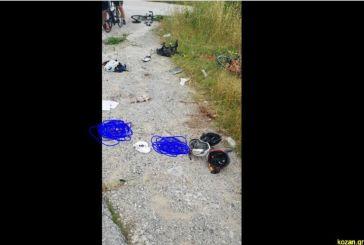 Ασύλληπτο τροχαίο στην Πτολεμαΐδα:  «θέρισε» γκρουπ με ποδηλάτες – Δύο νεκροί, τέσσερις τραυματίες