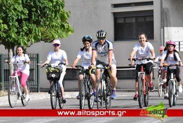 Μεγάλη συμμετοχή στον 2ο Ποδηλατικό Αγώνα Δρόμου Δημοτικών Σχολείων Μεσολογγίου (φωτο)