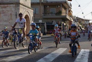Με μεγάλη συμμετοχή η 8η Ποδηλατοδρομία Σχολικών Συλλόγων Παναιτωλίου (φωτο)