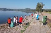 Οι μαθητές του Δημοτικού Σχολείου Σταμνάς καθάρισαν την παραλία του χωριού τους (φωτο)