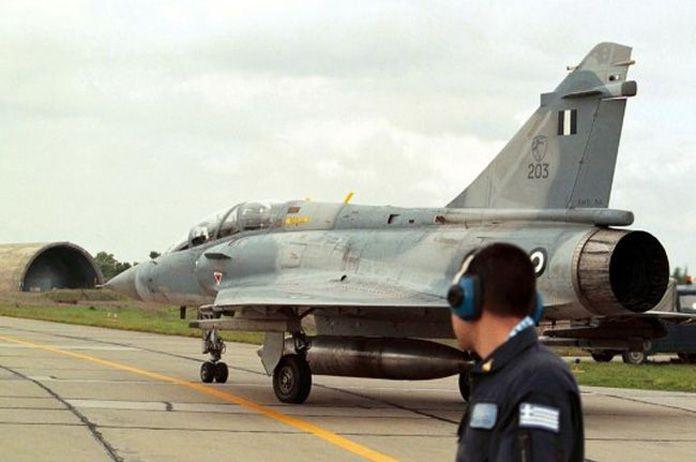 Ικανοποίηση στους στρατιωτικούς για τη μη μείωση προσωπικού στην αεροπορική μονάδα Ακτίου