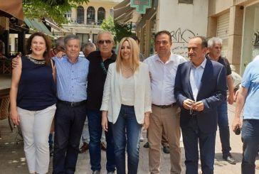 Σάκης Τορουνίδης σε παρατριχώνια χωριά: «Η ψήφος στο ΚΙΝΑΛ-ΠΑΣΟΚ είναι ψήφος ανατροπής για προοδευτικές λύσεις»