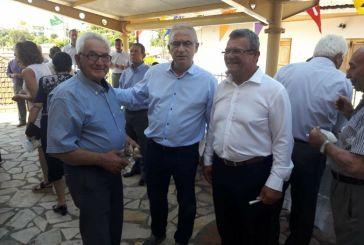 Σάκης Τορουνιδης: Προορισμοί μας ο πρωτογενής τομέας και ο τουρισμός στα δυτικά παράλια της Αιτωλοακαρνανίας