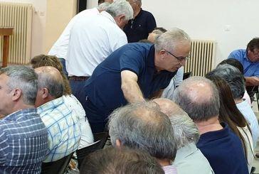 Ο Σάκης Τορουνίδης στο πλευρό της τοπικής κοινωνίας, ενάντια στην εγκατάσταση μονάδων βιορευστών στις Φυτείες