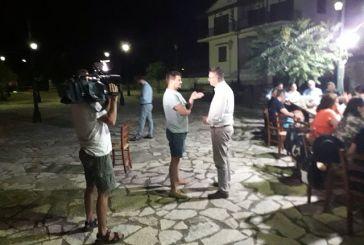 Επίσκεψη τουριστικών πρακτόρων και ξένων δημοσιογράφων στο Ξηρόμερο