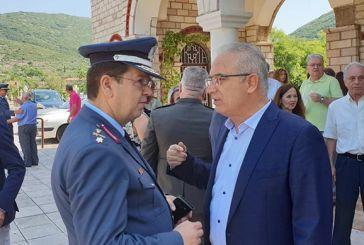 Στις εκδηλώσεις μνήμης των Πεσόντων Αεροπόρων στο Θέρμο ο Σάκης Τορουνίδης