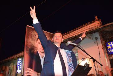 Θρίαμβος Τριανταφυλλάκη με 75,94% στον δήμο Ξηρομέρου