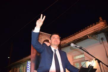 """Γ. Τριανταφυλλάκης: """"Ηττήθηκαν πολιτικές επιλογές και συμπεριφορές, όχι οι πολίτες του Ξηρομέρου"""""""
