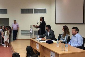 Βραβεύθηκαν οι επιτυχόντες της Αιτωλοακαρνανίας σε διαγωνισμούς της Ελληνικής Μαθηματικής Εταιρείας (φωτο)