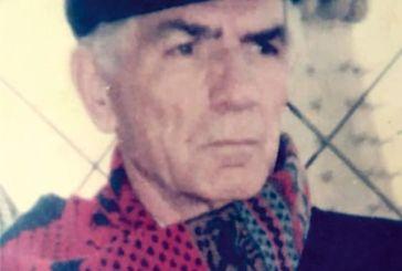 «Έφυγε» ο υποστράτηγος ε.α. Δημήτριος Χούτας από την Κεχρινιά Βάλτου