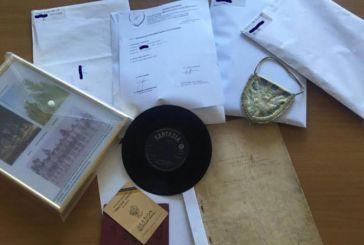 Παραδίδεται υλικό για το μουσείο του Παναιτωλικού