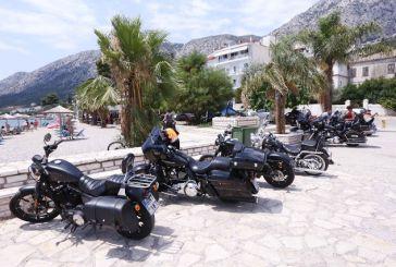Οι Harley Davidson που τράβηξαν τα βλέμματα των Αστακιωτών