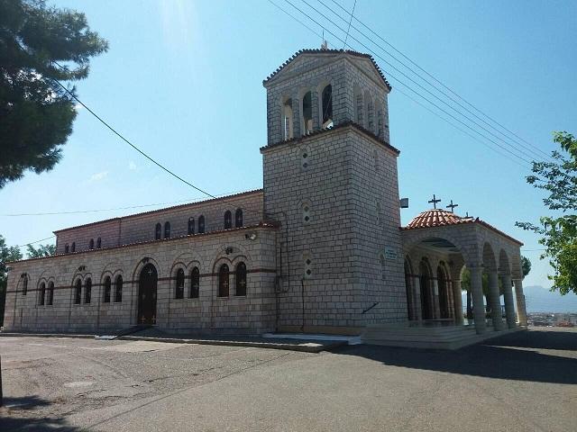 Παράκληση και Θεία Λειτουργία στην Αγία Παρασκευή Αγρινίου για τις Πανελλήνιες