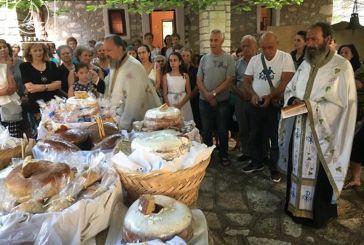 Αμφιλοχία: Με κατάνυξη ο εορτασμός του Αγίου Παντελεήμονα (φωτο)