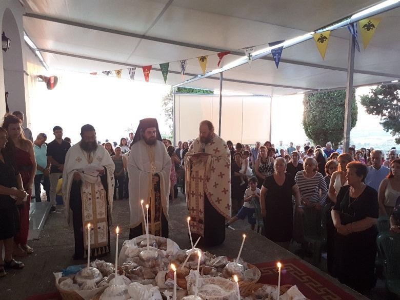 Εορτάσθηκε ο Άγιος Βλάσιος ο Ακαρνάν στον τόπο του μαρτυρίου του