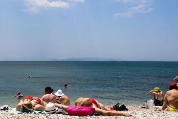 Σε κλοιό καύσωνα από σήμερα-πρόγνωση για την Αιτωλοακαρνανία