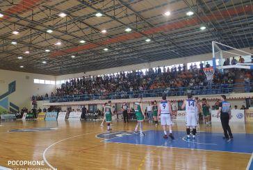 Μπάσκετ: το πρόγραμμα για ΑΟ Αγρινίου και Χαρίλαο Τρικούπη-πότε παίζουν με Ολυμπιακό