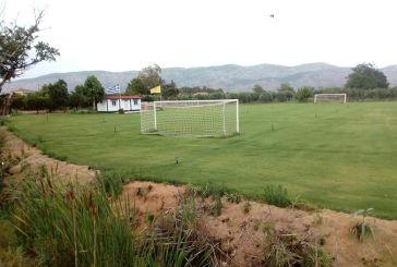 Αιτωλοακαρνανία: μετέτρεψε το χωράφι του σε προπονητικό κέντρο για την αγαπημένη του ομάδα!