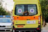 Τροχαίο με τραυματισμό νεαρού δικυκλιστή στο Αγρίνιο