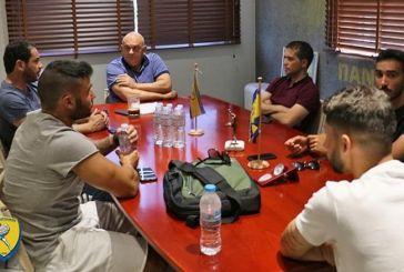 Παναιτωλικός: Στο Αγρίνιο ο Κάστρο