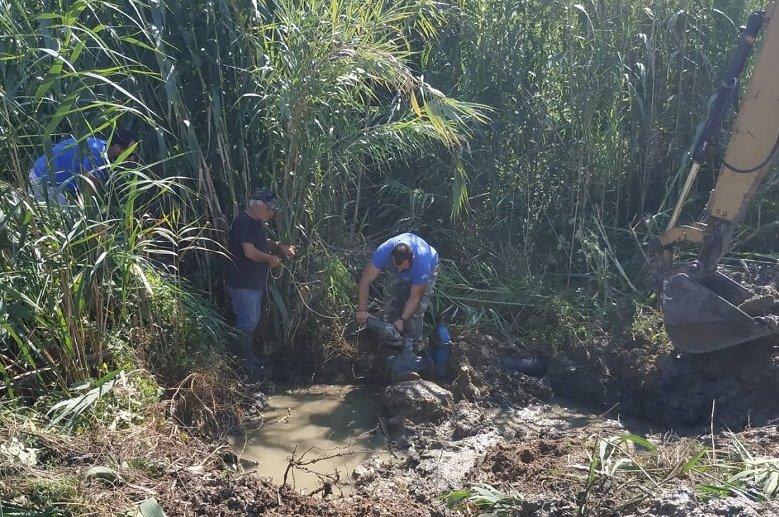 Διακοπή νερού σε Πλαγιά -Περατιά λόγω βλάβης στο δίκτυο ύδρευσης