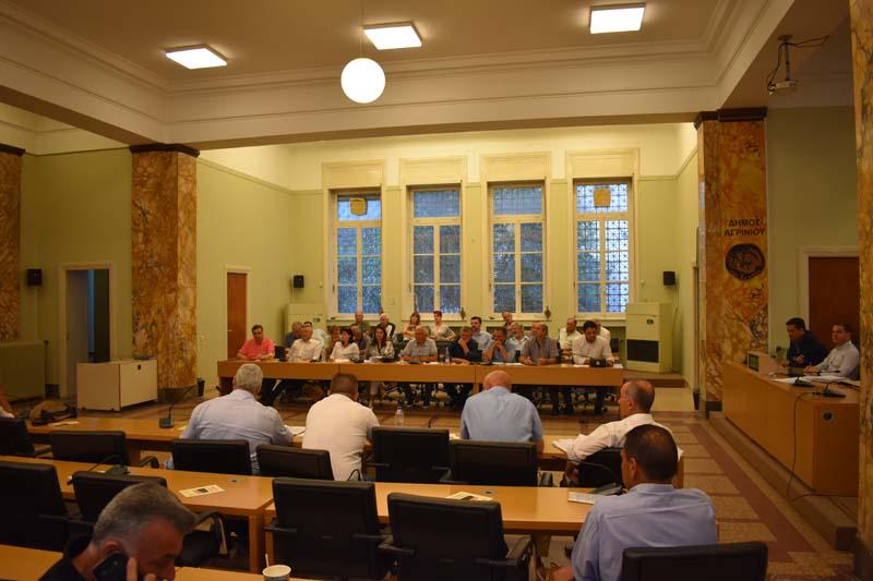 Με τηλεδιάσκεψη συνεδριάζει την Τετάρτη το Δημοτικό Συμβουλίο Αγρινίου-η ατζέντα