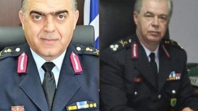 Υπαρχηγός της ΕΛ.ΑΣ. ο Ανδρέας Δασκαλάκης – Αποστρατεύεται ο Αποστολόπουλος