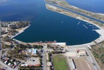 Απαγόρευση θαλάσσιου μπάνιου πλησίον του λιμένα Μεσολογγίου λόγω έργων