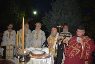 Με εκκλησιαστική λαμπρότητα και ιεροπρέπεια ο εορτασμός στον Ι.Ν. Αγίας Παρασκευής Αγρινίου