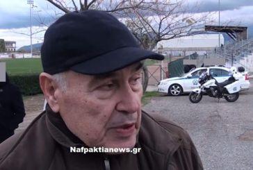 Ναυπακτιακός Αστέρας: Ο Φίλιππος Σφαέλος θα ηγηθεί στο νέο διοικητικό σχήμα