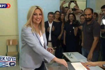 Φώφη Γεννηματά: η λογική επιστρέφει στον τόπο με την ψήφο των Ελλήνων πολιτών