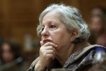 Παραιτήθηκε από βουλευτής η Ελένη Γερασιμίδου