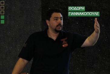 Ο Θοδωρής Γιαννακόπουλος βοηθός προπονητή στον ΑΟ Αγρινίου