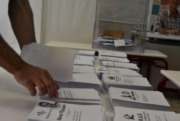 Δήμος Αγρινίου: ΝΔ 38,58%-ΣΥΡΙΖΑ 37,14%