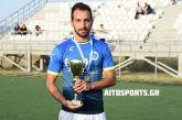 Παρελθόν από την ΑΕΜ ο Νίκος Καλοκαίρης – το «ευχαριστώ» του παίκτη